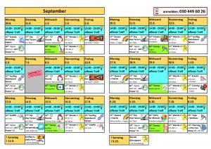September Innen